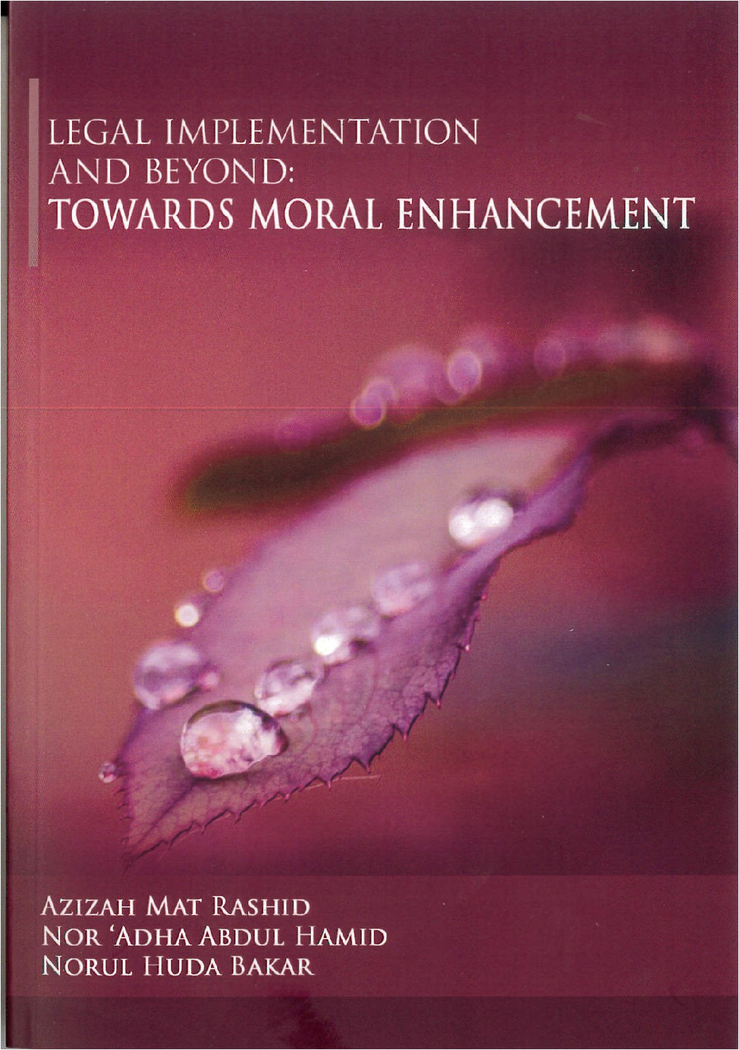 Legal Implementation And Beyond:Towards Moral Enha...
